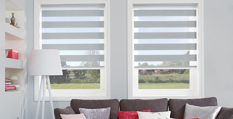 cortinas tipo zebra