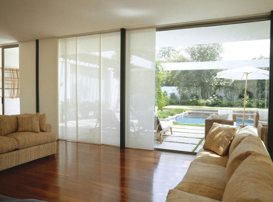 cortinas paneles montevideo